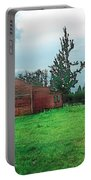 Rainy Pasture Portable Battery Charger