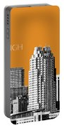 Raleigh Skyline - Dark Orange Portable Battery Charger