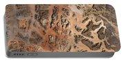 Ram Desert Transjordanian Plateau Jordan Portable Battery Charger