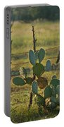 Ranch Cactus Portable Battery Charger