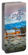 Ranch House And Sisters Portable Battery Charger