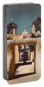 Ranchos Gate In Gum Bichromate Portable Battery Charger