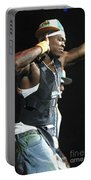 Rapper Fifty Cent Portable Battery Charger