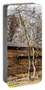 Rapps Dam Covered Bridge Portable Battery Charger
