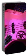 Raunchy Guitar Portable Battery Charger by Bob Christopher