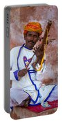 Ravanhatha Musician Portable Battery Charger