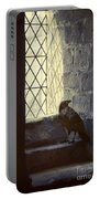 Raven By Window Portable Battery Charger