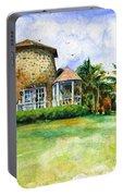 Rawlin's Plantation Inn St. Kitts Portable Battery Charger