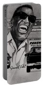 Ray Charles Portable Battery Charger