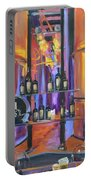 Raymond Vineyards Crystal Cellar II Portable Battery Charger by Donna Tuten