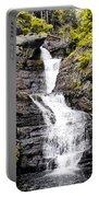 Raymondskill Falls In Milford Pa Portable Battery Charger