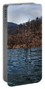 The Dam At Raystown Lake Portable Battery Charger