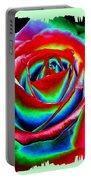 Razzle Dazzle Rose Portable Battery Charger