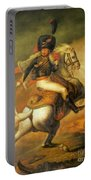 Re Classic Oil Painting General On Canvas#16-2-5-08 Portable Battery Charger