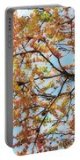 Reaching Autumn Portable Battery Charger