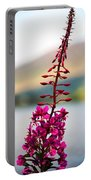 Reaching To The Sky Portable Battery Charger