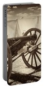 Ready For Battle At Gettysburg Portable Battery Charger