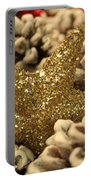 Real Gold Portable Battery Charger