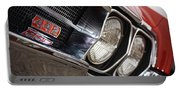 Red 1966 Olds 442  Portable Battery Charger