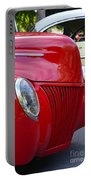 Red 40 Ford Portable Battery Charger