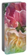 Red-amber-green Portable Battery Charger by Mohamed Hirji