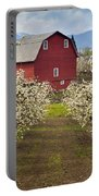 Red Barn Spring Portable Battery Charger