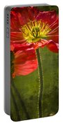 Red Beauties In The Field Portable Battery Charger