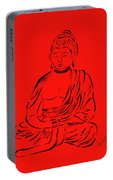 Red Buddha Portable Battery Charger