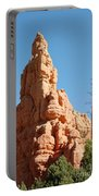 Red Canyon Rock Formation Portable Battery Charger