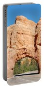 Red Canyon Tunnel Portable Battery Charger