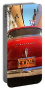 Red Chevrolet Portable Battery Charger