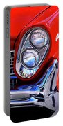 Red Hot Continental Palm Springs Portable Battery Charger