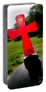 Red Cross Portable Battery Charger