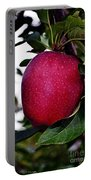 Red Delicious Portable Battery Charger