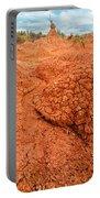 Red Desert Column Portable Battery Charger