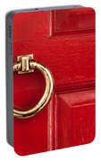 Red Door 01 Portable Battery Charger