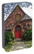 Red Door Church Portable Battery Charger