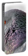 Red-eyed Pigeon Portable Battery Charger