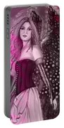Red Fairy Portable Battery Charger