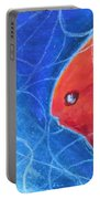 Red Fish Portable Battery Charger