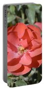 Red Flower II Portable Battery Charger