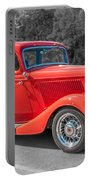 Red Ford 3d21740 Portable Battery Charger