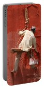 Red Fort Painter Portable Battery Charger