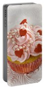 Valentine Cupcakes  Portable Battery Charger