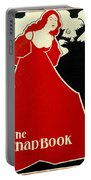 Red Lady The Chap Book1895 Portable Battery Charger