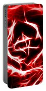 Red Lettuce Portable Battery Charger