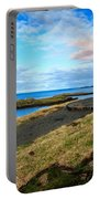 Red Lighthouse Portable Battery Charger