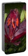 Red Lily 5 Portable Battery Charger