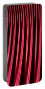 Red Lines Portable Battery Charger