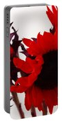 Red Lullaby Portable Battery Charger